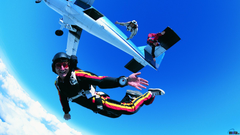 Best 44 Skydive Wallpapers on HipWallpapers