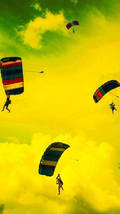 Skydive Parachuting Wallpapers