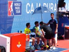 La tercera victoria de Sanyo Gutiérrez y Maxi Sánchez en Jaén les