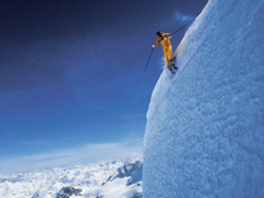 Mind Blowing Extreme Skiing Wallpapers
