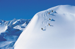 Downhill Skiing Wallpapers