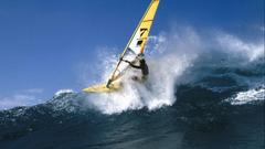 Wallpaper Surfing Windsurfing