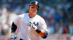 Aaron Judge New York Yankees crush Baltimore Orioles Reenes