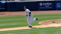 Tyler Austin Aaron Judge hit first home runs