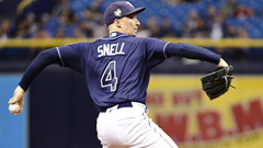 Blake Snell Rays agree to five