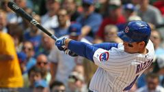 Already Cubs leader Anthony Rizzo on an MVP track