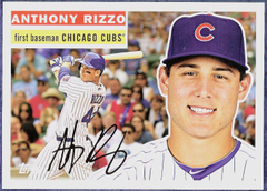 cubs anthony rizzo autograph