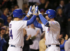 Cubs Anthony Rizzo Kris Bryant could be next Bash Brothers