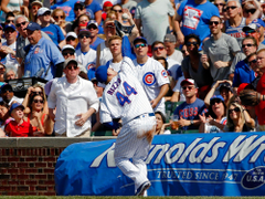 Cubs Anthony Rizzo Cancer survivor and heart of the team
