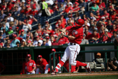 Nationals Bryce Harper named NL Player of the Week