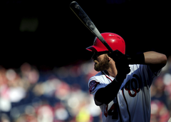 NL MVP Bryce Harper on staying healthy his long