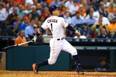 Crystal Ball Carlos Correa SS Houston Astros