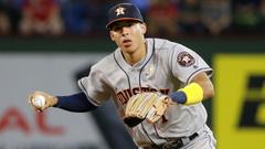 Astros Carlos Correa returns to lineup