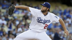 Dodgers Clayton Kershaw will start against Nationals on Friday