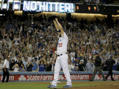 Clayton Kershaw Threw The Most Dominating No