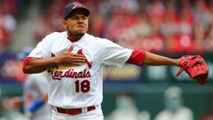 Carlos Martinez Celebrity Bowling Fundraiser CARDINAL RED BASEBALL