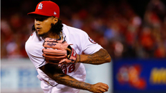 Carlos Martinez injury update Cardinals shut down pitcher for at