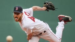 Pitching keeps Red Sox on a roll