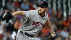 MLB postseason 2018 Red Sox ace Chris Sale won t start Game 5 of