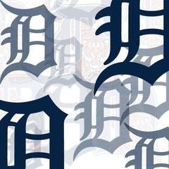 Detroit Tigers Lawn Chair