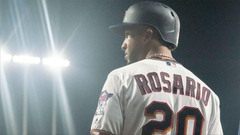 Eddie Rosario reflects on father s heroics during Hurricane Maria
