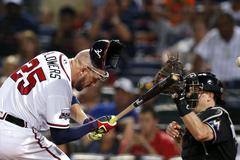 MLB trade rumors Braves extend Flowers still suitor for J T