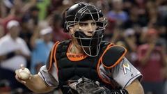 Report Marlins C J T Realmuto requests trade