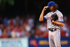 Mets trade rumors The Astros have called about Jacob deGrom