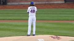 Mets Jacob DeGrom Pitching Vs Orioles 5 6 15 HD