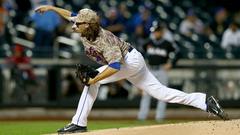 Mets Jacob deGrom ties MLB mark 8 Ks in row to begin game