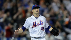 New York Mets Jacob deGrom on track to likely win NL Cy Young Award