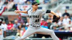 Poor Jacob deGrom can t catch a break from the Mets