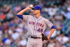 Mets Editorial The Mets are not going to trade Jacob deGrom