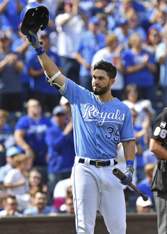 Padres To Sign Eric Hosmer