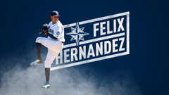 Zoning in on Felix Hernandez From the Corner of Edgar Dave