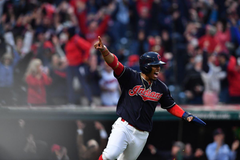 Francisco Lindor off to one of the best starts in Cleveland Indians