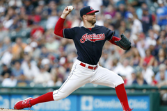 Indians ace Corey Kluber shuts down Yankees