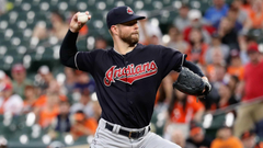 MLB trade rumors Dodgers Indians discussing trade for Corey Kluber