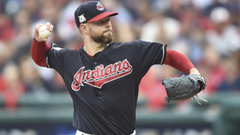Watch Corey Kluber make Jacoby Ellsbury look silly with this filthy