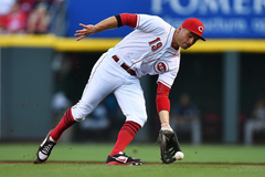 Joey Votto is on the cusp of something he s never done before