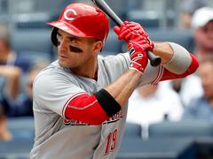 An Absurd Joey Votto Stat Next Generation Baseball