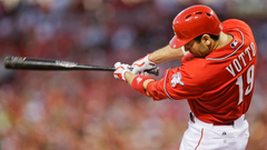 Joey Votto modern thinker Can t be stuck in the past with stats