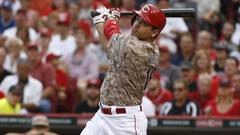 Joey Votto injury update Reds 1B upset at criticism