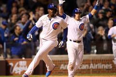 Say hey baseball Jorge Soler and Mookie Betts showcased MLB s