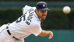 Is Justin Verlander not one of five best pitchers in AL Not that