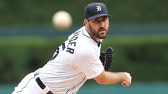 Justin Verlander cleared to start on Tuesday against Pirates