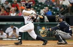 Astros Extend Jose Altuve