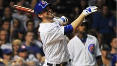 Cubs Kris Bryant drills first career walkoff homer