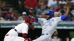 Royals snap Indians win streak at 22 games