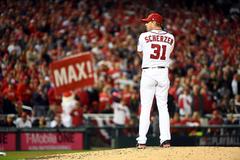 Max Scherzer Baseball Player Wallpapers